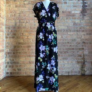 New Floral Maxi Dress